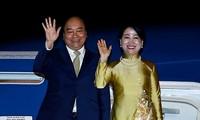 PM Vietnam, Nguyen Xuan Phuc mengakhiri secara baik kehadirannya di KTT G20 dan kunjungan di Jepang