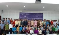 Menatar kejuruan penerbitan untuk pejabat Laos