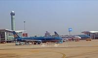 Penerbangan Vietnam mengangkut lebih dari 38,5 juta penumpang