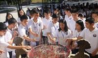 """Perkemahan musim panas Vietnam tahun 2019"": Berterima kasih kepada para martir"