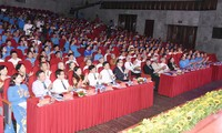 Acara peringatan ultah ke-90 Hari berdirinya Serikat Buruh Vietnam