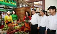 Acara evaluasi Program target nasional tentang pembangunan pedesaan baru di daerah pegunungan Vietnam Utara