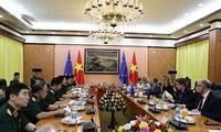 Vietnam dan Uni Eropa mendorong perdamaian melalui pendekatan-pendekatan multilateral