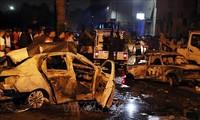 Presiden Mesir menegaskan ledakan di Kairo, Mesir adalah tindakan teror