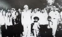 """Pameran """"50 tahun pelaksanaan Testamen Presiden Ho Chi Minh"""""""