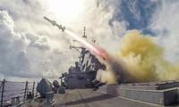 Rusia dan Tiongkok meminta kepada DK PBB supaya melakukan sidang daurat tentang uji coba rudal jarak menengah yang dilakukan AS