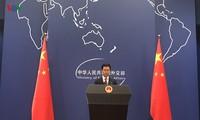 Tiongkok: Tiongkok – AS mempunyai keuntungan erat yang  berselang - seling