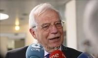 Uni Eropa mengangkat Wakil senior urusan keamanan dan kebijakan luar negeri