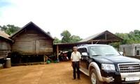 Perubahan di daerah pangkalan revolusi Cu Pong