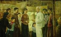 "Pameran istimewa ""Mengenangkan Presiden Ho Chi Minh"""