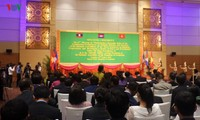 Konferensi Komisi Pertahanan dan Keamanan dari Parlemen tiga negara Vietnam-Laos-Kamboja