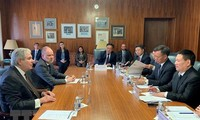Vietnam dan AS mendorong kerjasama antara Badan-badan Pemeriksa Keuangan Negara