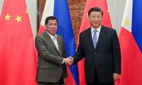 Tiongkok, Filipina memperkuat hubungan bilateral