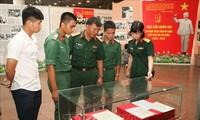 Emosi dari Pameran 50 tahun pelaksanaan Testamen Presiden Ho Chi Minh