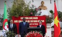 Banyak kegiatan yang bermakna di Aljazair menyambut Hari Nasional Vietnam