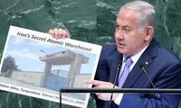 Menemukan indikasi uranium di basis nuklir Iran