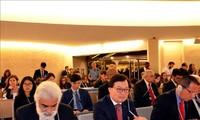 Persidangan ke-42 Dewan HAM PBB berfokus pada masalah perubahan iklim
