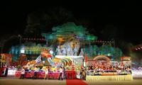 Pembukaan Malam Festival Kota Tuyen Quang tahun 2019