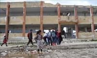 PBB membentuk komisi untuk melakukan investigasi atas serangan-serangan udara terhadap beberapa rumah sakit di Suriah