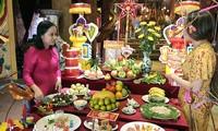 Aktivitas-aktivitas yang bergelora menyambut Festival Medio Musim Rontok di Kota Hanoi