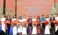 Pembukaan Pekan Raya Pariwisata Internasional Provinsi Thanh Hoa tahun 2019