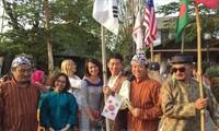 Vietnam menghadiri Festival dan Pameran Kesenian Internasional di Indonesia
