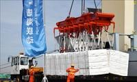 AS untuk sementara membongkar tarif terhadap lebih dari 400 jenis barang dagangan Tiongkok