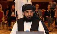 Taliban melakukan perundingan dengan Pemerintah Tiongkok