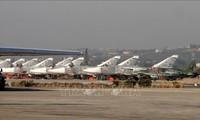 Rusia memperluas pangkalan angkatan udara di Suriah