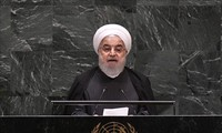 Persidangan ke-74 MU PBB: Presiden Iran mengajukan syarat untuk memperluas masalah-masalah perundingan dengan AS