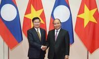 PM Republik Demokrasi Rakyat Laos melakukan kunjungan resmi di Vietnam