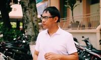 Perjalanan menaklukkan bahasa Vietnam dari Apichit Ming Wongtham – pria tunanetra orang Thailand