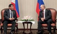 Rusia dan Filipina bersedia memperluas kerjasama bilateral
