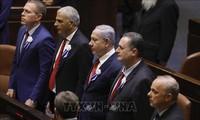 Parlemen angkatan baru Israel dilantik