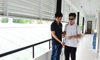 Proyek membantu kaum tunanetra Vietnam tahun 2019