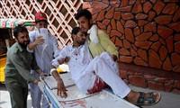 Serangan bom bunuh diri menimbulkan korban di Afghanistan Timur