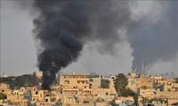 Turki menyerang orang Kurdi di Suriah: Pertempuran terus berlangsung menimbulkan banyak korban