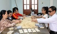 Menghapuskan rintangan bagi orang tuna netra Vietnam untuk menggeliat dalam kehidupan