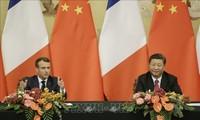 Tiongkok dan Perancis Menegaskan Mendukung Perjanjian Paris tentang Perubahan Iklim