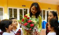 Lagu-lagu tentang Hari Guru Vietnam