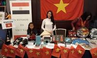 Kesan tentang Vietnam di Pekan Raya Amal Internasional Kairo