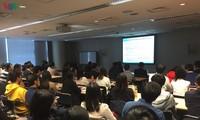 Forum Intelektual Vietnam untuk Pertama Kalinya Diadakan di Jepang dengan Skala Besar