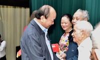PM Vietnam, Nguyen Xuan Phuc menghadiri Hari Persatuan Besar Seluruh Bangsa di Kota Hanoi