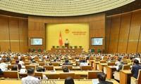 MN Membahas RUU Amandemen, atas Beberapa Pasal dari UU mengenai Pembangunan