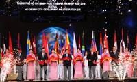 "Acara pembukaan Festival ""Kota Ho Chi Minh – Berkembang dan Berintegrasi"""