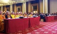 Upacara Besar Peringatan HUT ke-10 Berdirinya Sangha Buddha Vietnam Provinsi Tuyen Quang