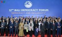 Forum Demokrasi Bali kali ke-12 Menjunjung Tinggi Peranan Memimpin dari Perempuan dan Pemuda