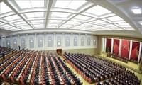 RDRK mengadakan sidang untuk membahas kebijakan-kebijakan penting
