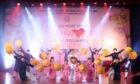 "Kota Hanoi: Temu Pergaulan Kesenian Internasional ""Menyambut Tahun Baru 2020"""