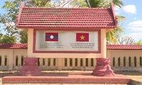 Zona Peringatan Presiden Ho Chi Minh di Provinsi Kham Muon, Laos: Tempat Mengaitkan Solidaritas Laos-Vietnam